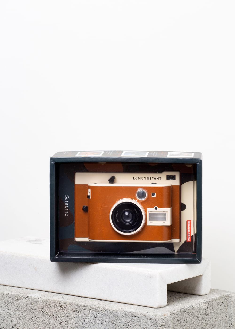 Cmera Fotogrfica Instantnea Lomo Sanremo Conceitoe Mobile Lomography Instant Camera Edition
