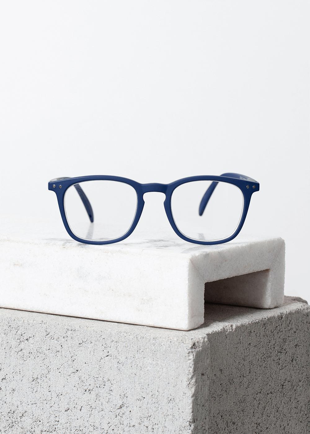 Óculos Para Leitura Navy Blue E Azul 1,5