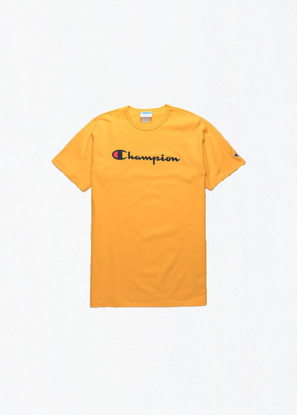 camiseta-champion-amarela