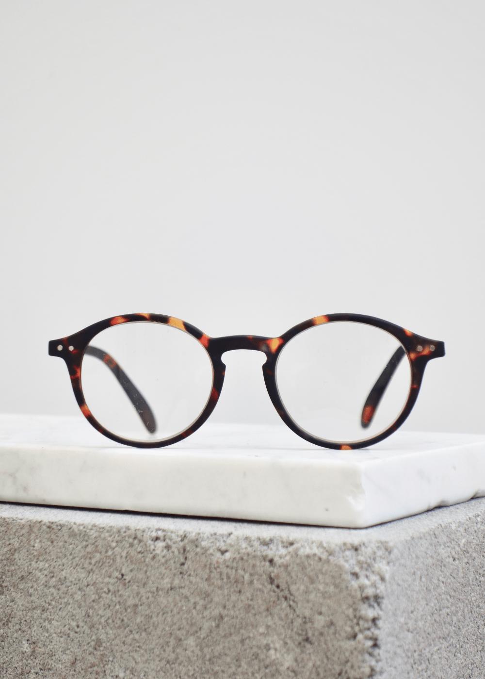 Óculos Para Leitura Screen Redondo Tortoise D