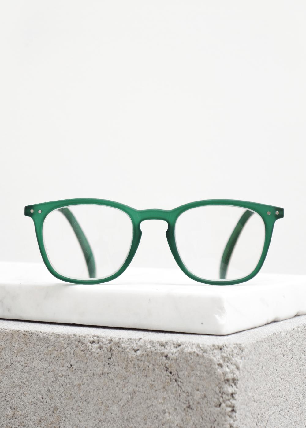 Óculos Para Leitura Green Crystal E Verde 3