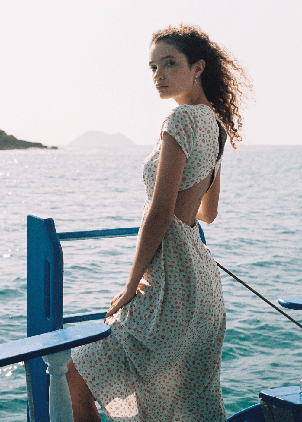 Vestido De Viscose Modelo Brigitte