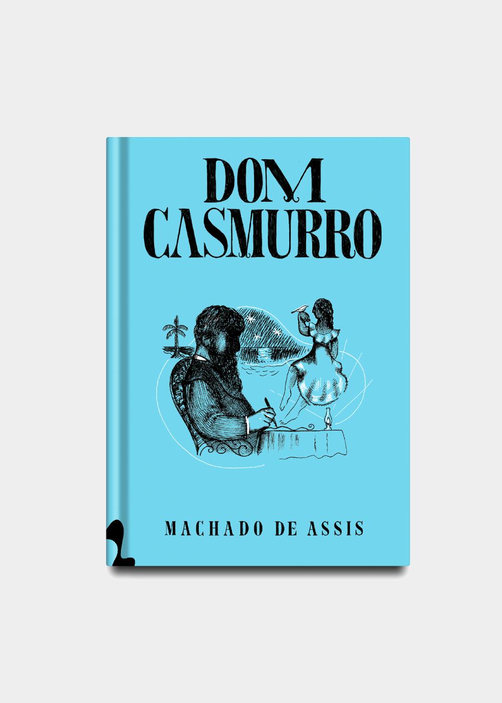 Livro: Dom Casmurro Azul U