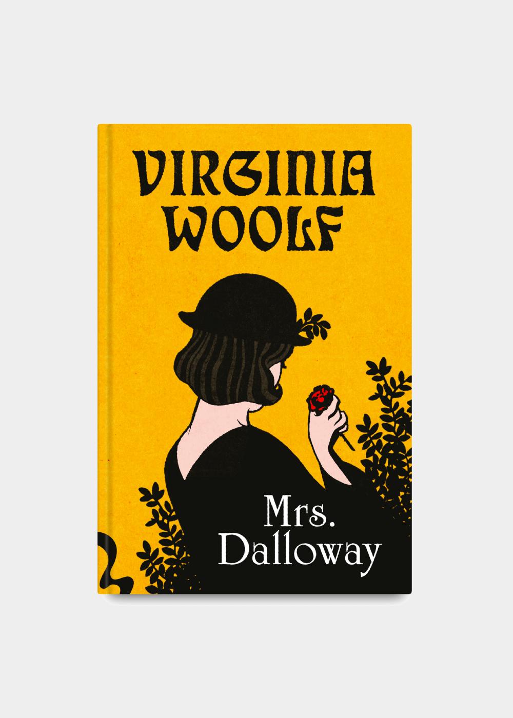 Livro: Mrs.  Dalloway Amarela U