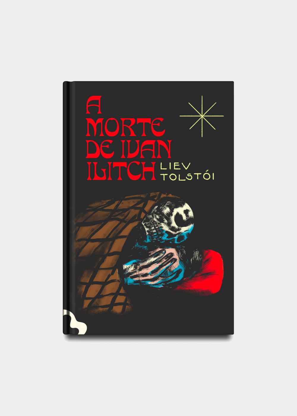 Livro: A Morte De Ivan Ilitch Preta U
