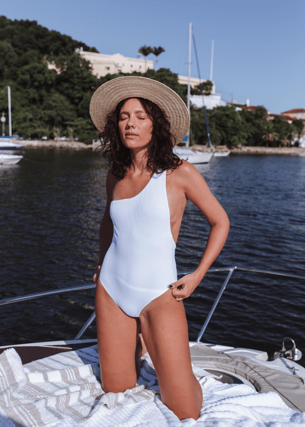 Maiô Riviera Branco