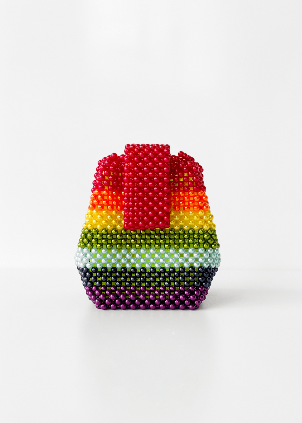 Bolsa Bucket Rainbow Colorida U