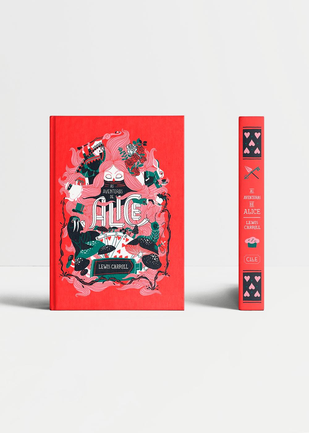 Livro: As Aventuras De Alice Vermelho U