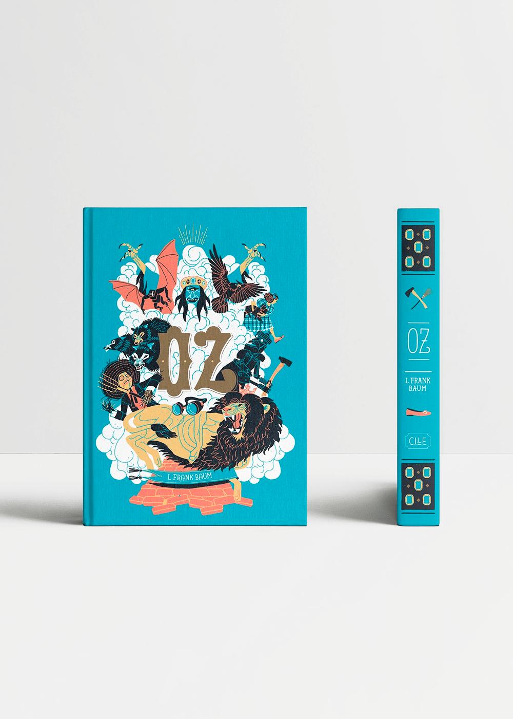 Livro: Oz Azul U