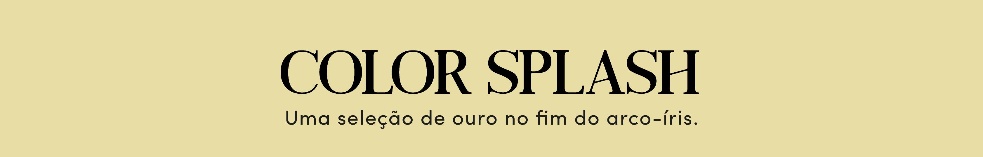 Banner Color Splash