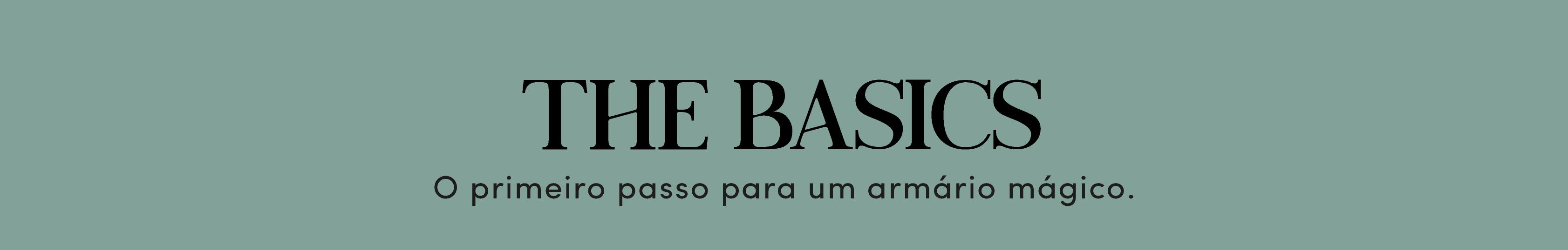 Banner The Basics