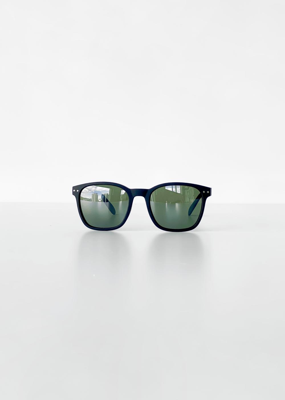 Óculos De Sol Nautic Black  Preta U