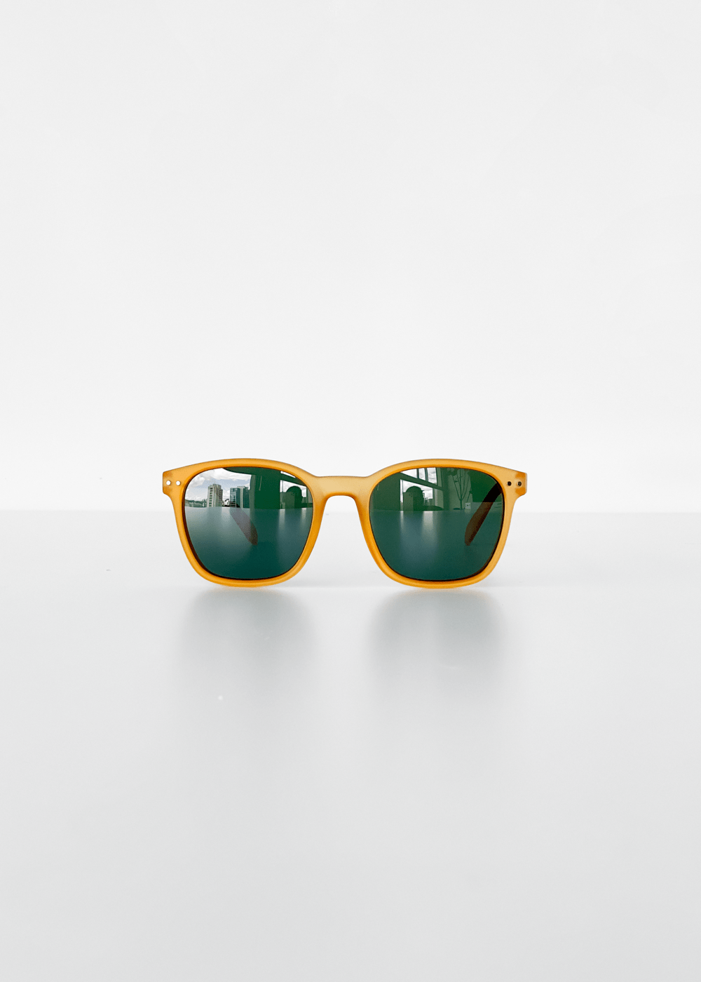 Óculos De Sol Nautic Yellow Amarela U