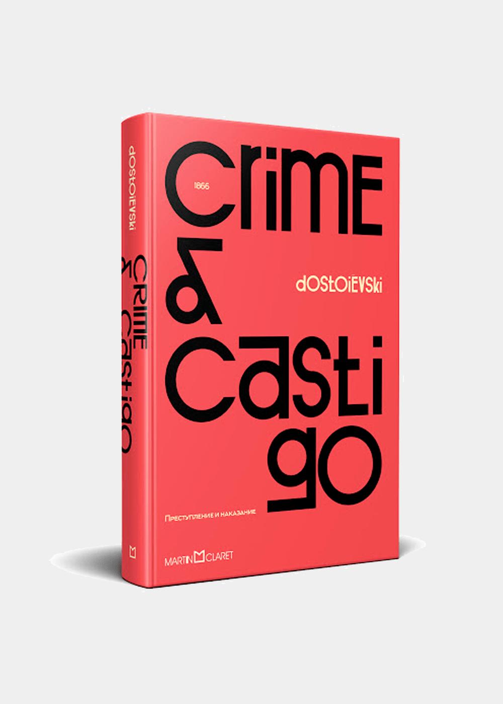 Livro: Crime E Castigo Vermelho U
