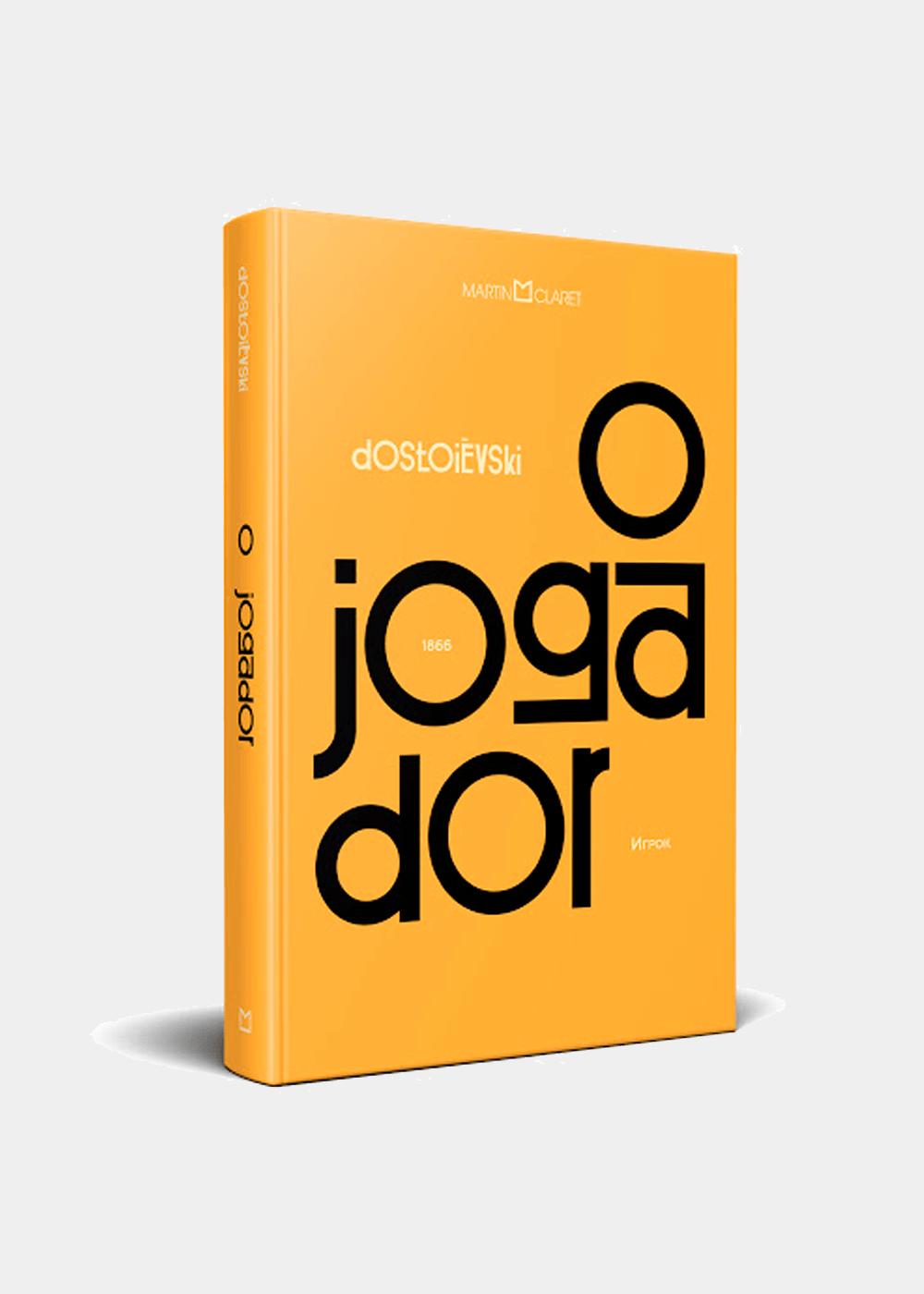Livro: O Jogador Amarela U
