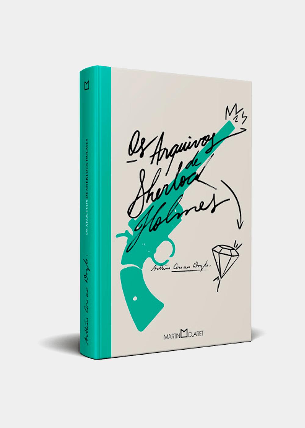 Livro: Os Arquivos De Sherlock Holmes Verde U