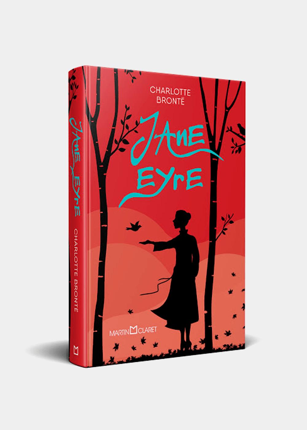 Livro: Jane Eyre Vermelho U