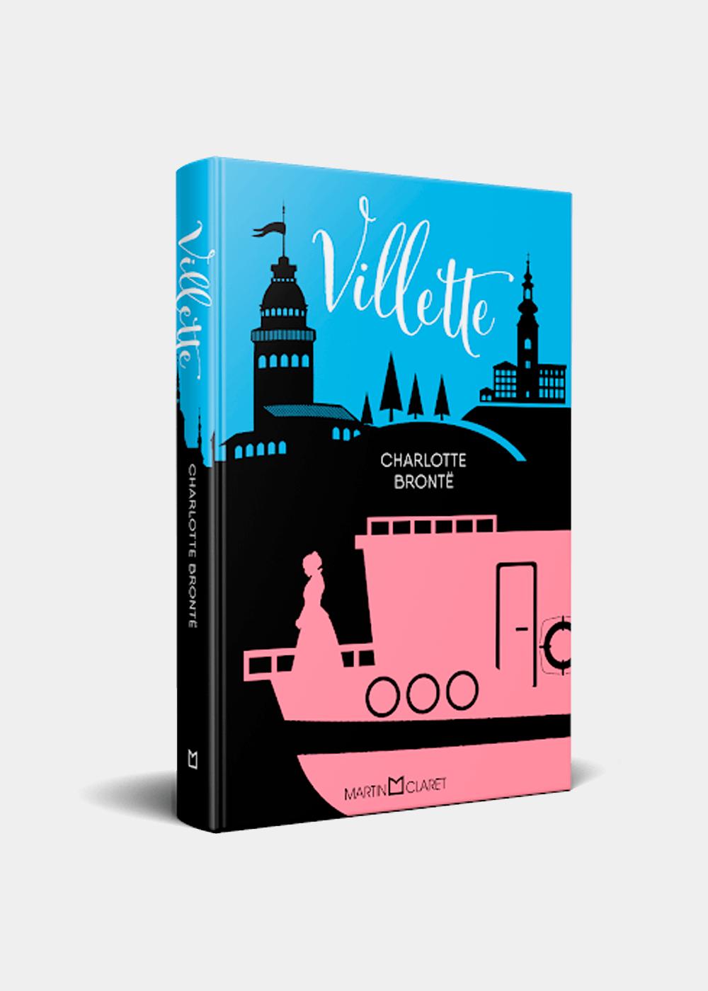 Livro: Villette Preta U