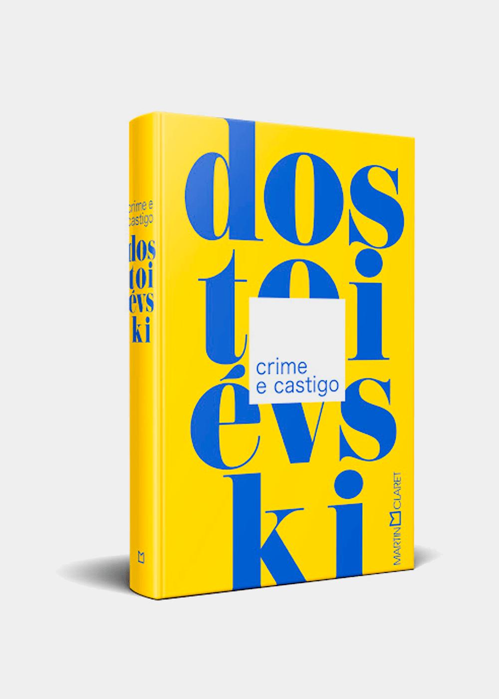 Livro: Crime E Castigo - Edição Pocket Amarela U