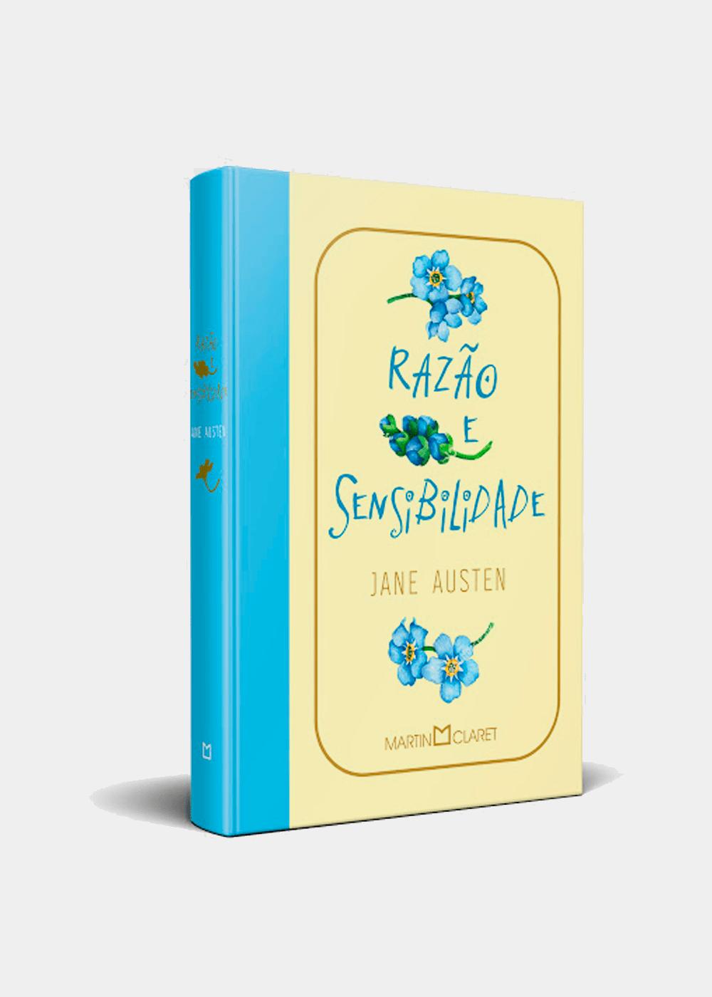 Livro: Razão E Sensibilidade - Edição Pocket Azul U