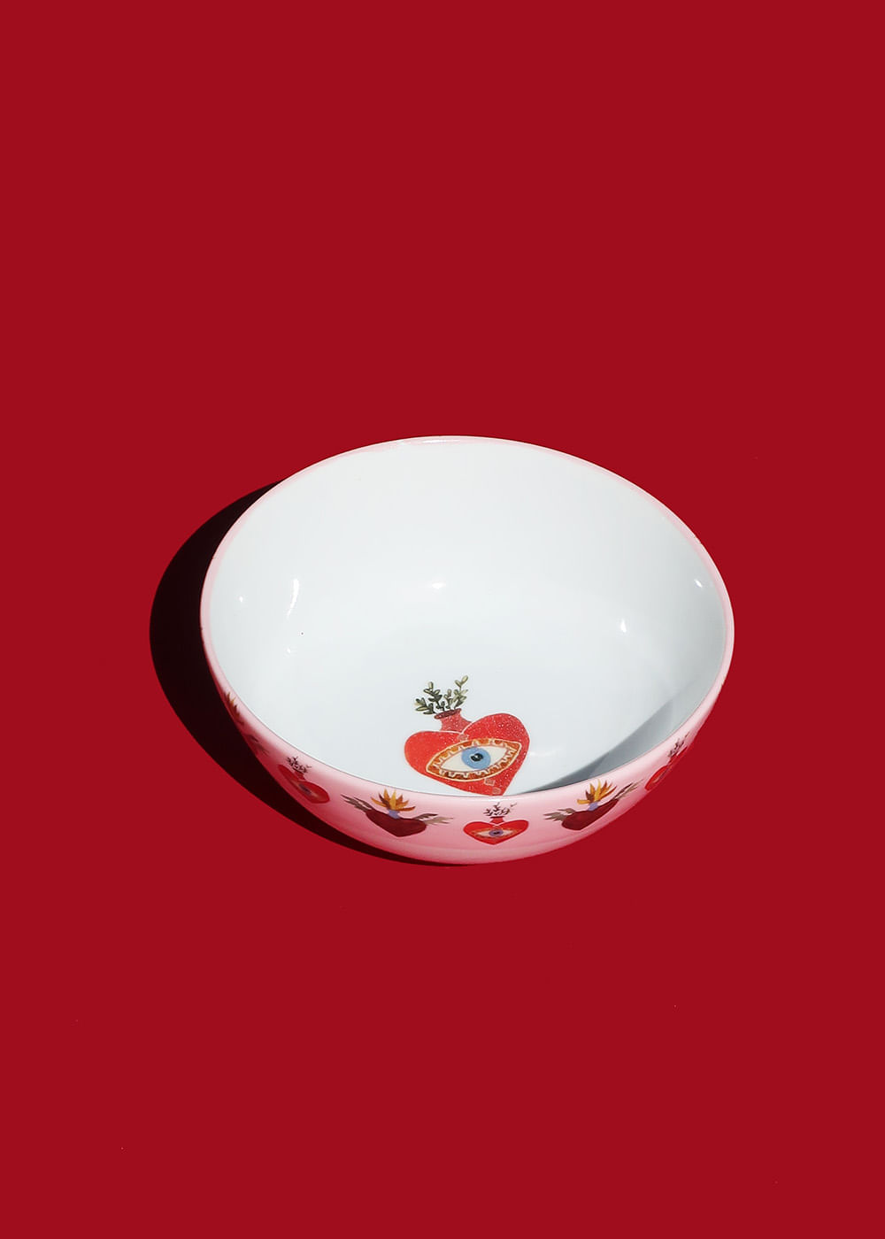 Bowl Milagro Rosa U