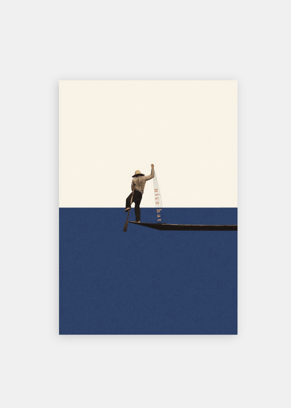 Poster-Fishing-For